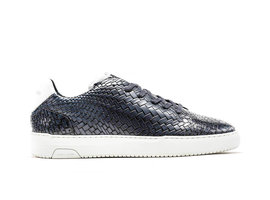 Teagan Brick   Dark grey sneakers