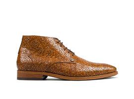 Barry CRC   Bruine nette schoenen