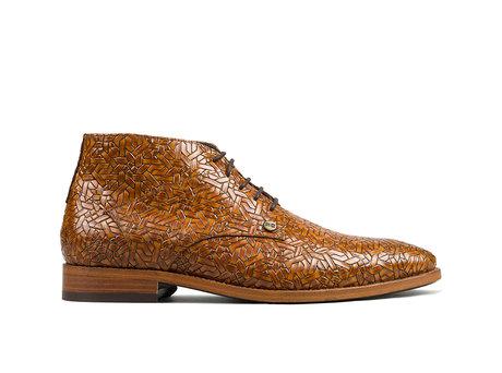 Barry Weave | Bruine nette schoenen