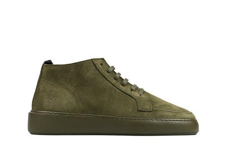 Tyler Nub Tnl | Höhen dunkelgrüne sneakers