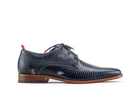 Fred Liz Sea | Donkerblauwe nette schoenen
