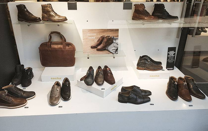 MEET OUR DEALER: Sacha Shoes
