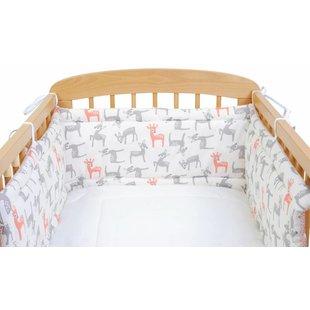 Hoofdbeschermer babybedje hert