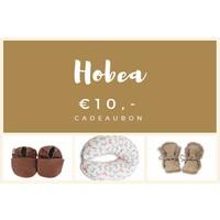 Hobea Cadeaubon €10,-