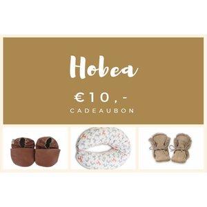 Cadeaubon €10,-