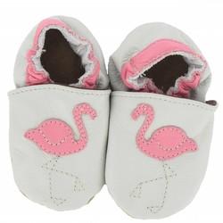Babyslofjes Flamingo