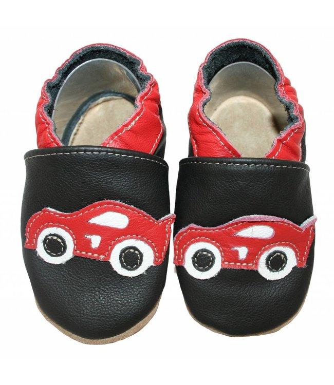 Babyslofjes Raceauto (Kruip)