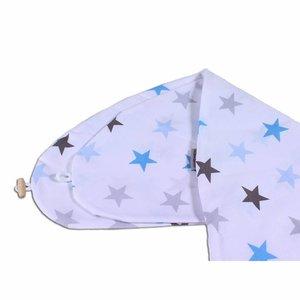 Hoes Blauwe sterren