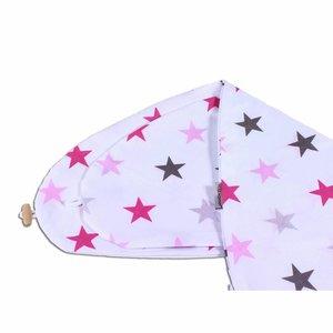 Hoes Roze sterren