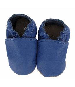 Hobea babyslofje blauw (Kruip)
