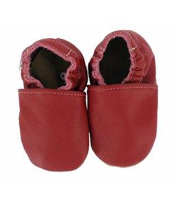Hobea babyslofje rood (kruip)