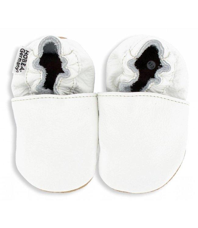 Hobea babyslofje wit (kruip)