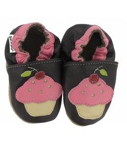 Hobea babyslofjes cupcake (Kruip)