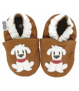 Hobea babyslofjes hond (Loop)