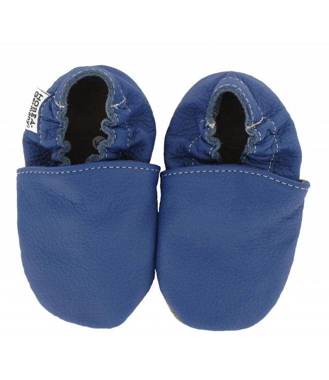 Hobea babyslofje blauw (Loop)
