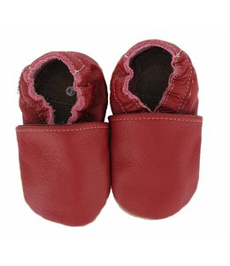 Hobea babyslofje rood (loop)