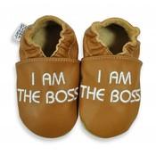Hobea babyslofje I am the Boss