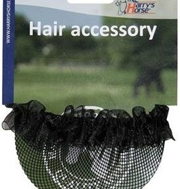 Harry's Horse Hair accessory with hair net