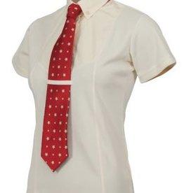 Show tie shirt short sleeve