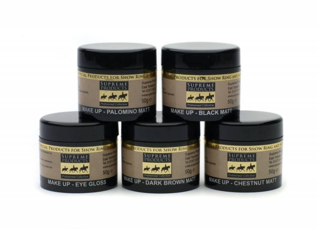 Supreme products Make-up black matt