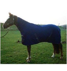 HB fleece rug with neck
