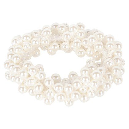 Harry's Horse Hair elastic with pearls