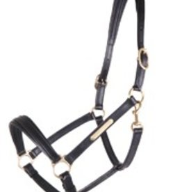 Premiere Headcollar leather de luxe