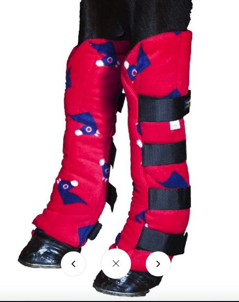 Snuggy hoods Travel boots fleece