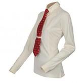 Long sleeve tie shirt