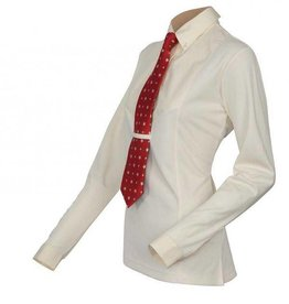 Long sleeve tie shirt