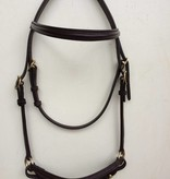 """Ponytrends Show bridle leather """"plain"""""""