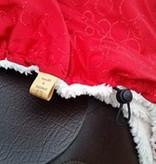 Hoods & Kisses zadelhoes de luxe