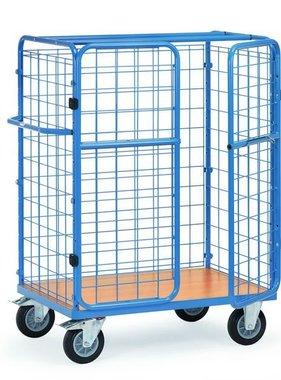 Paketwagen mit Doppelflügeltüren