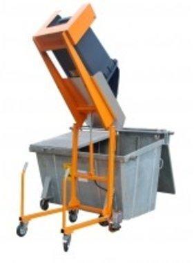 Mülltonnen-Kippstation Typ MKS