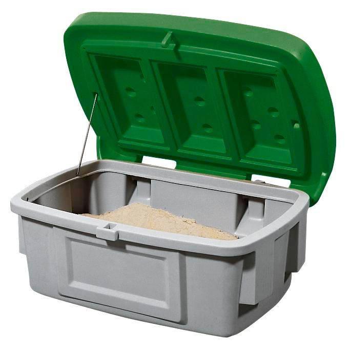 Streugutbehälter 100 Liter aus Polyethylen