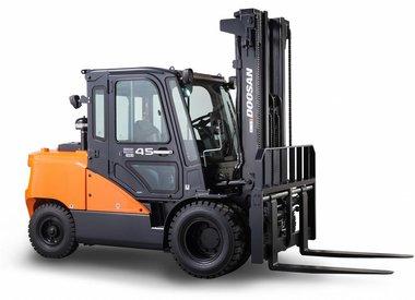 Doosan Dieselstapler 4,0-5,5t