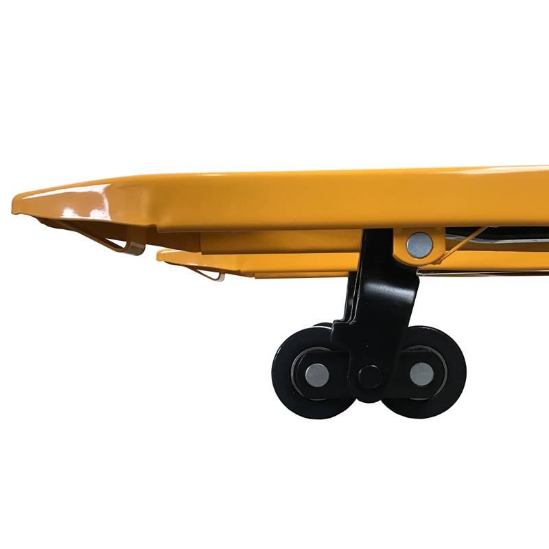 Handhubwagen mit 800 mm Gabellänge