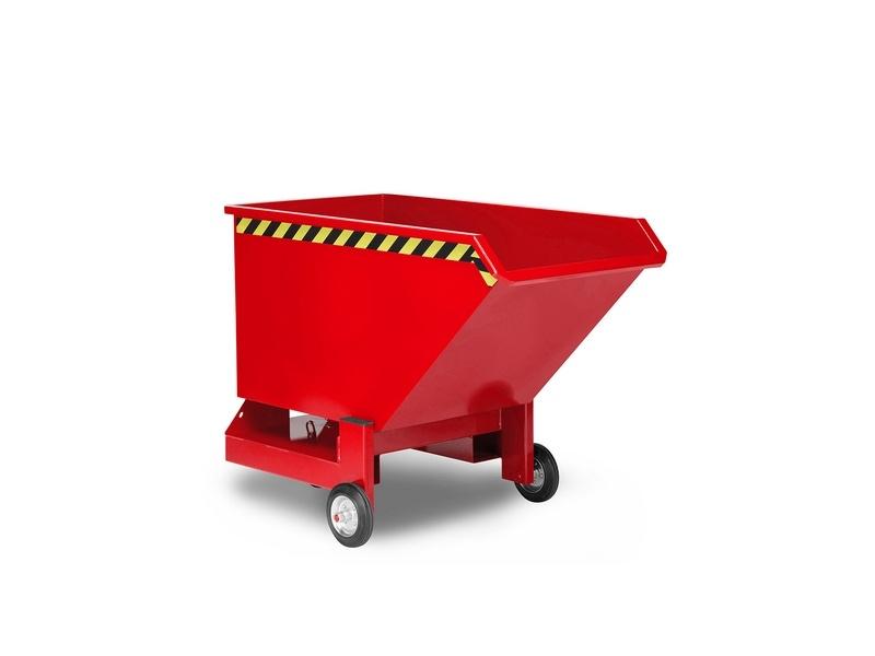 Kastenwagen für Gabelstapler