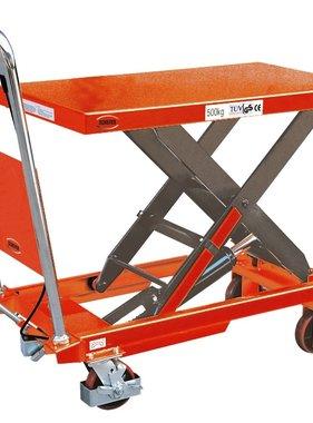 Hubtischwagen 800 kg