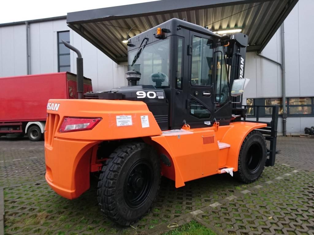 Doosan Dieselstapler 9.000 kg