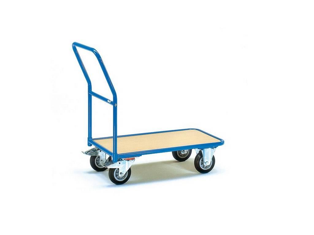 Magazinwagen mit 400 kg Tragkraft