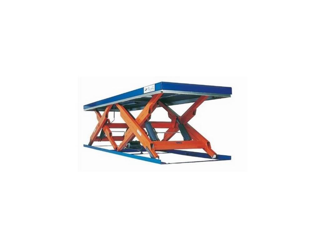 Horizontaler Doppelscheren-Hubtisch 2000kg / 3000kg