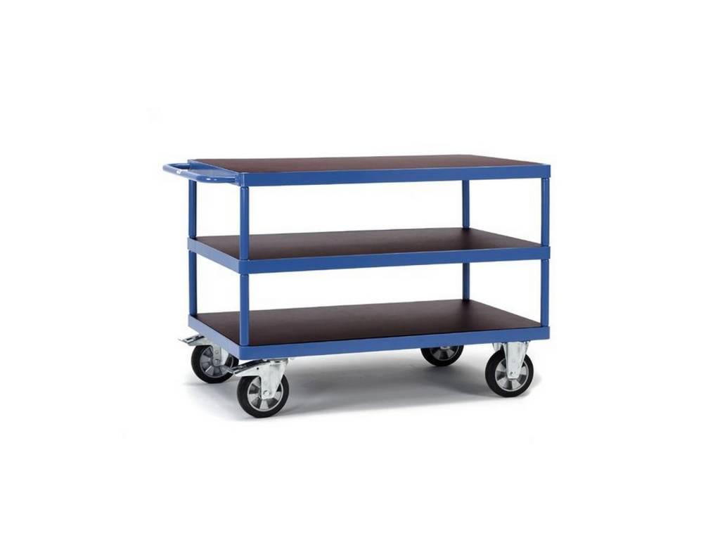 Tischwagen 1200 kg 3 Etagen