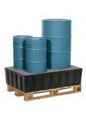 Palettenauffangwanne für 200l-Fässer