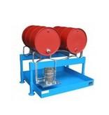Abfüllstation für 2-4 Fässer mit je 200 Liter
