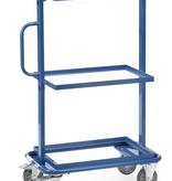 200 kg, Beistellwagen mit offenen Rahmen