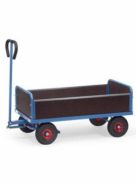 Handwagen mit 500 kg 4 Wände
