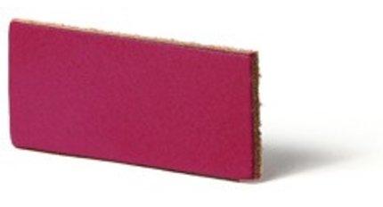 Leather bracelet strip 15mm