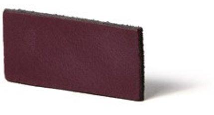 Leather bracelet strip 35mm