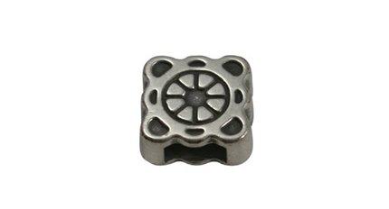 DQ leerschuivers metaal 6mm